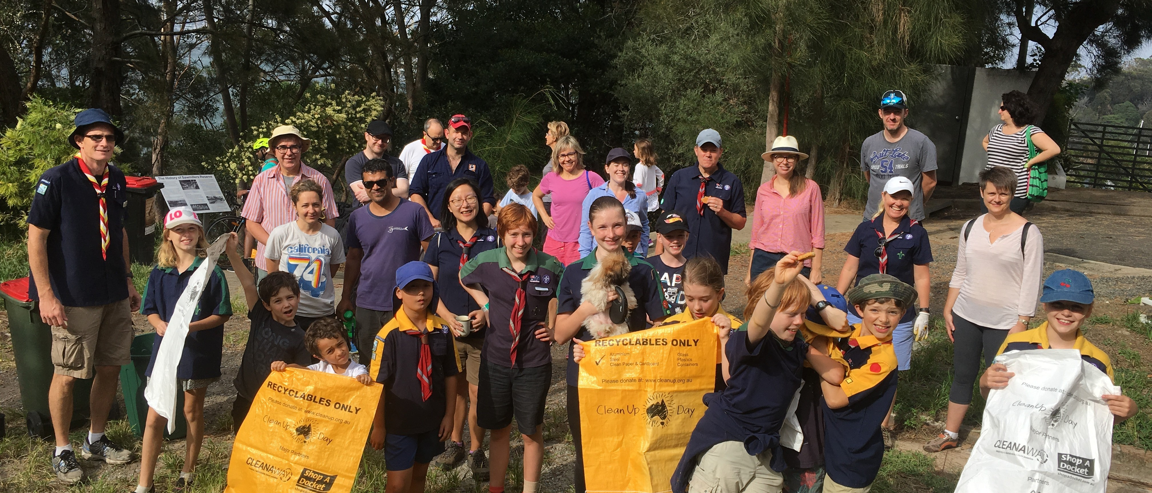 Scouts Sawmillers Reserve
