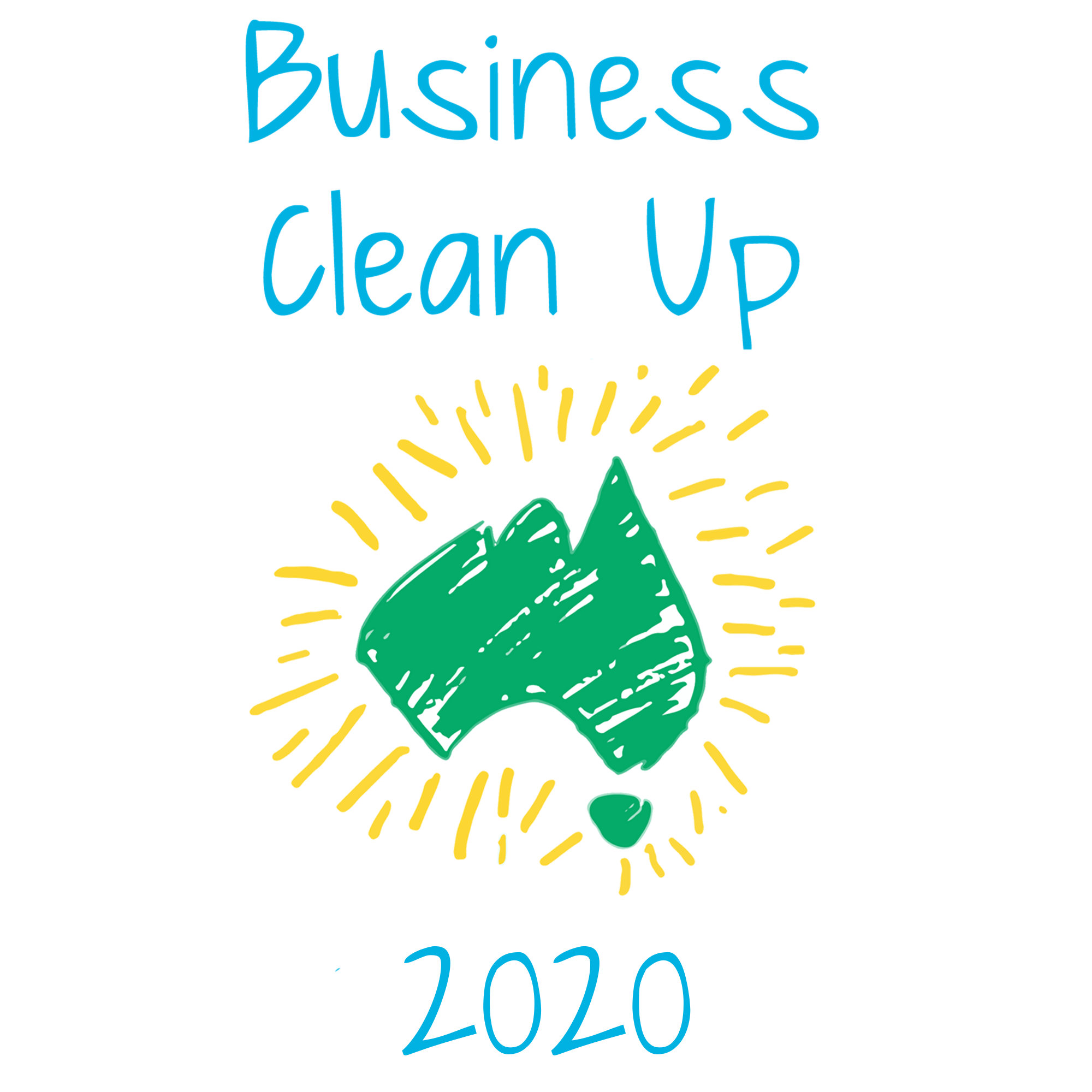 Business Clean Up Logo