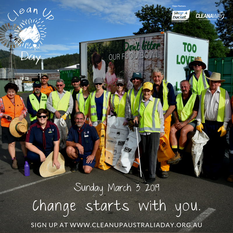 Clean Up Australia Day Community Image