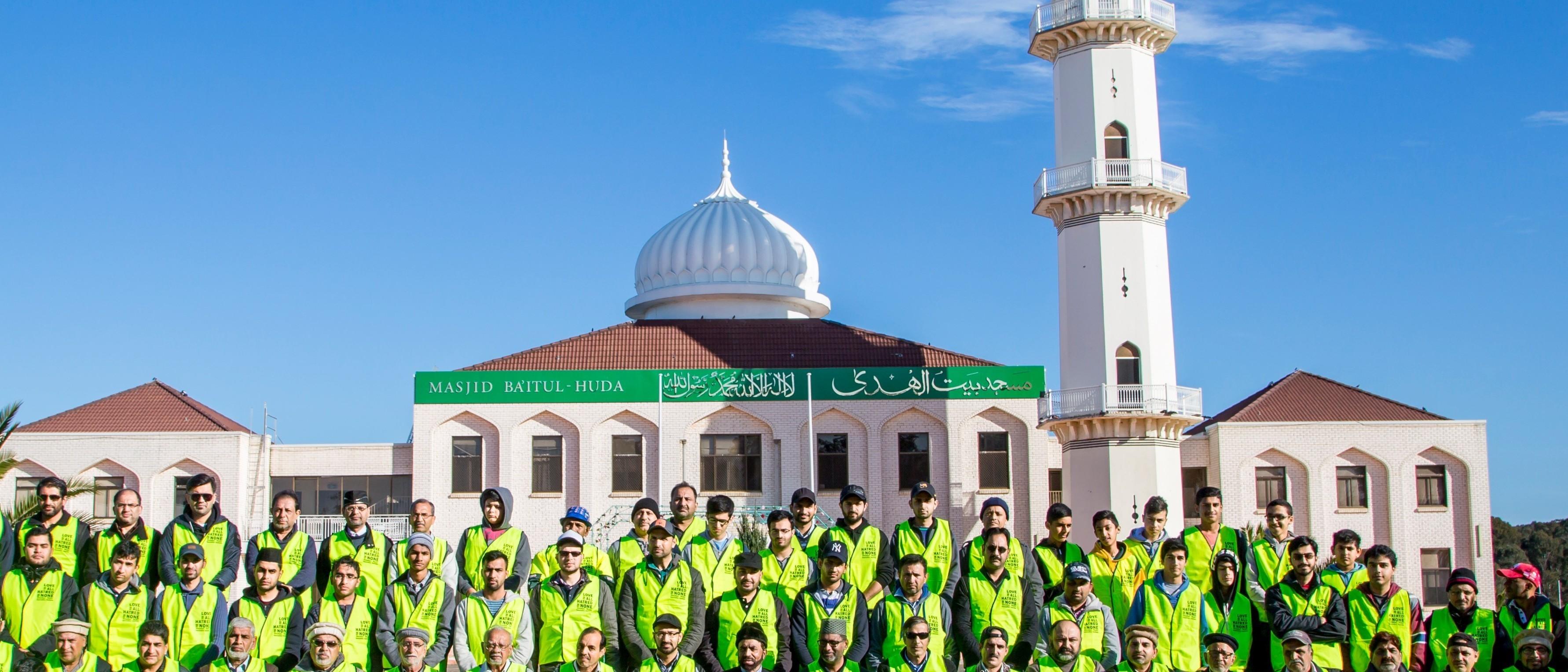 Ahmadi Muslims VIC– Melbourne West Brimbank Park