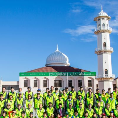 Ahmadi Muslims NSW – RAAF Memorial Park Mt Druitt