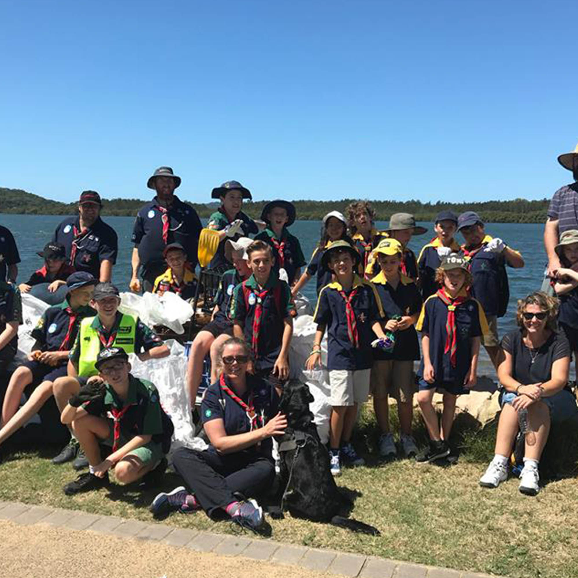 Registrations now open for Youth and Schools Clean Up Day 2019!