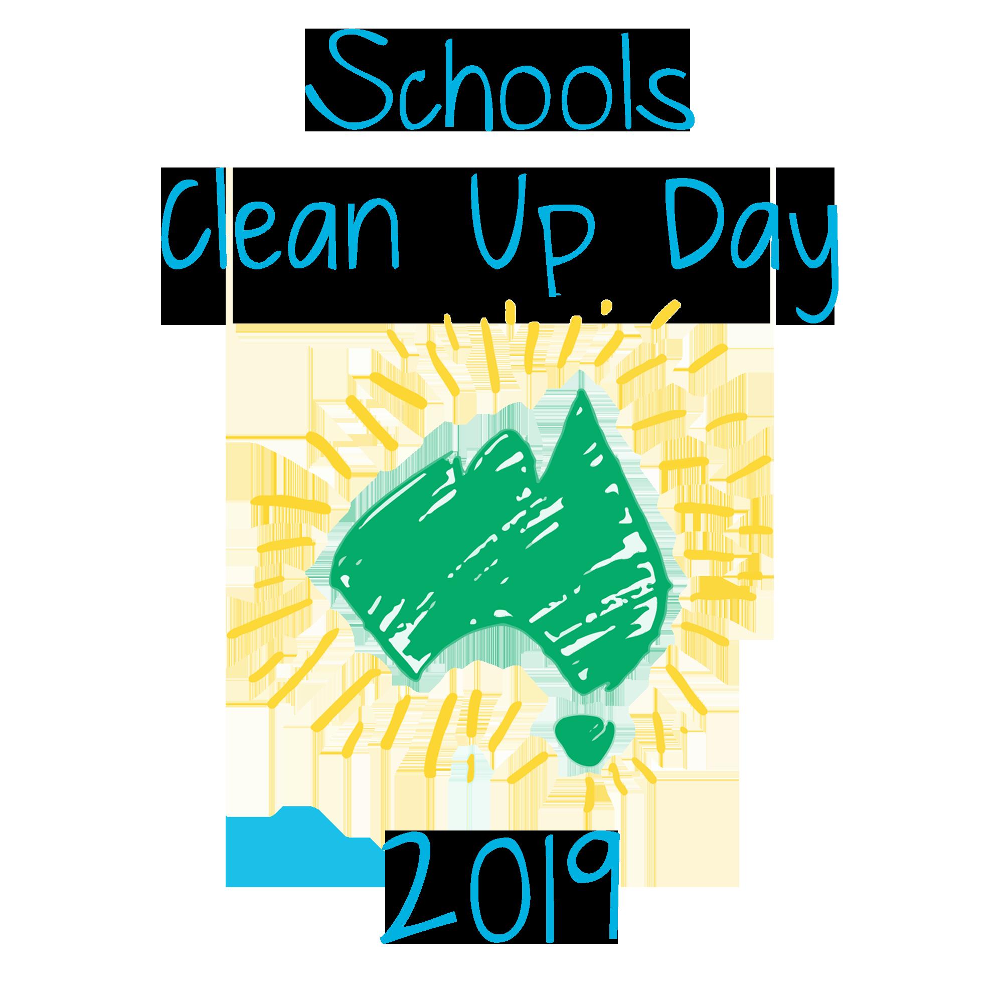 Schools Clean Up Logo
