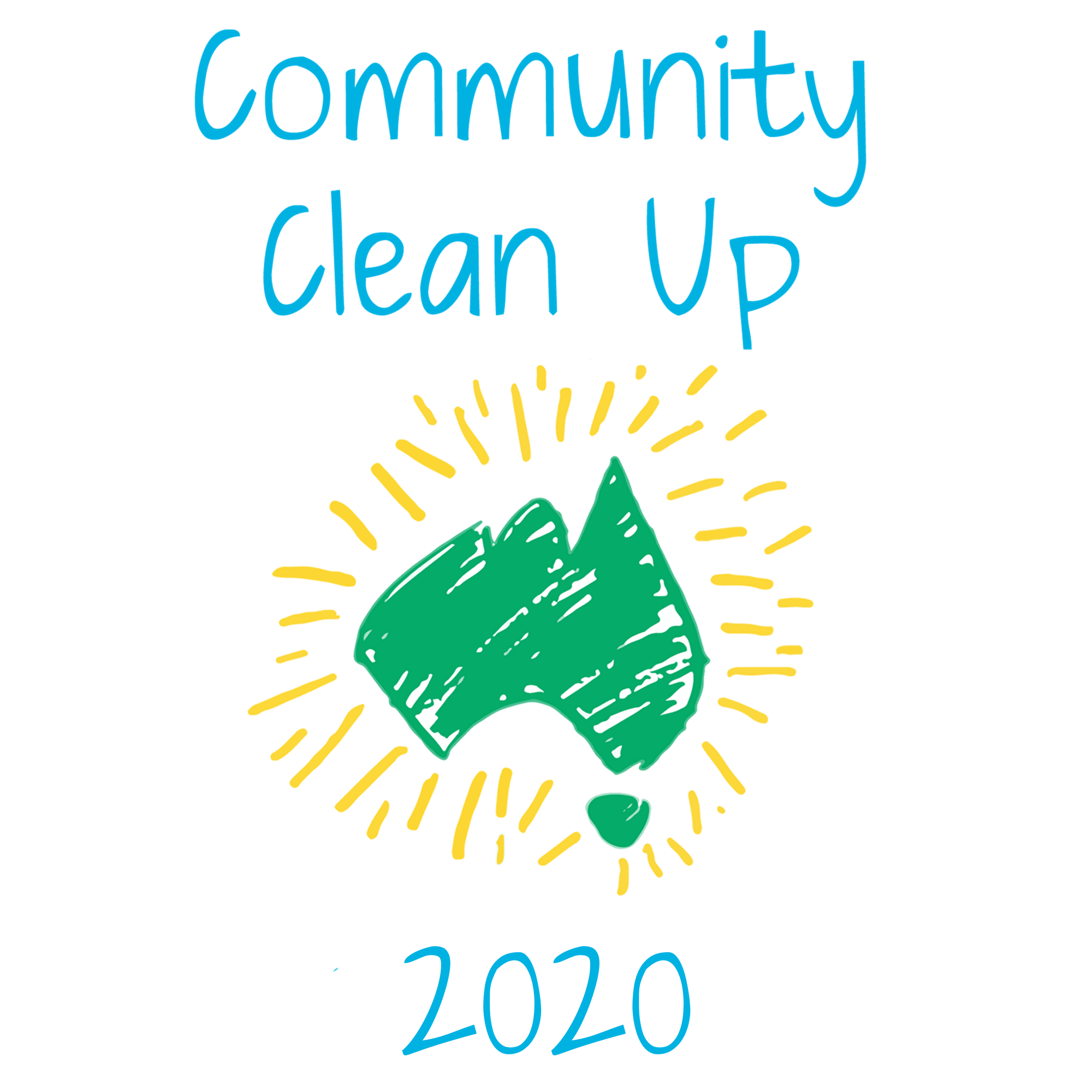 Community Clean Up Logo