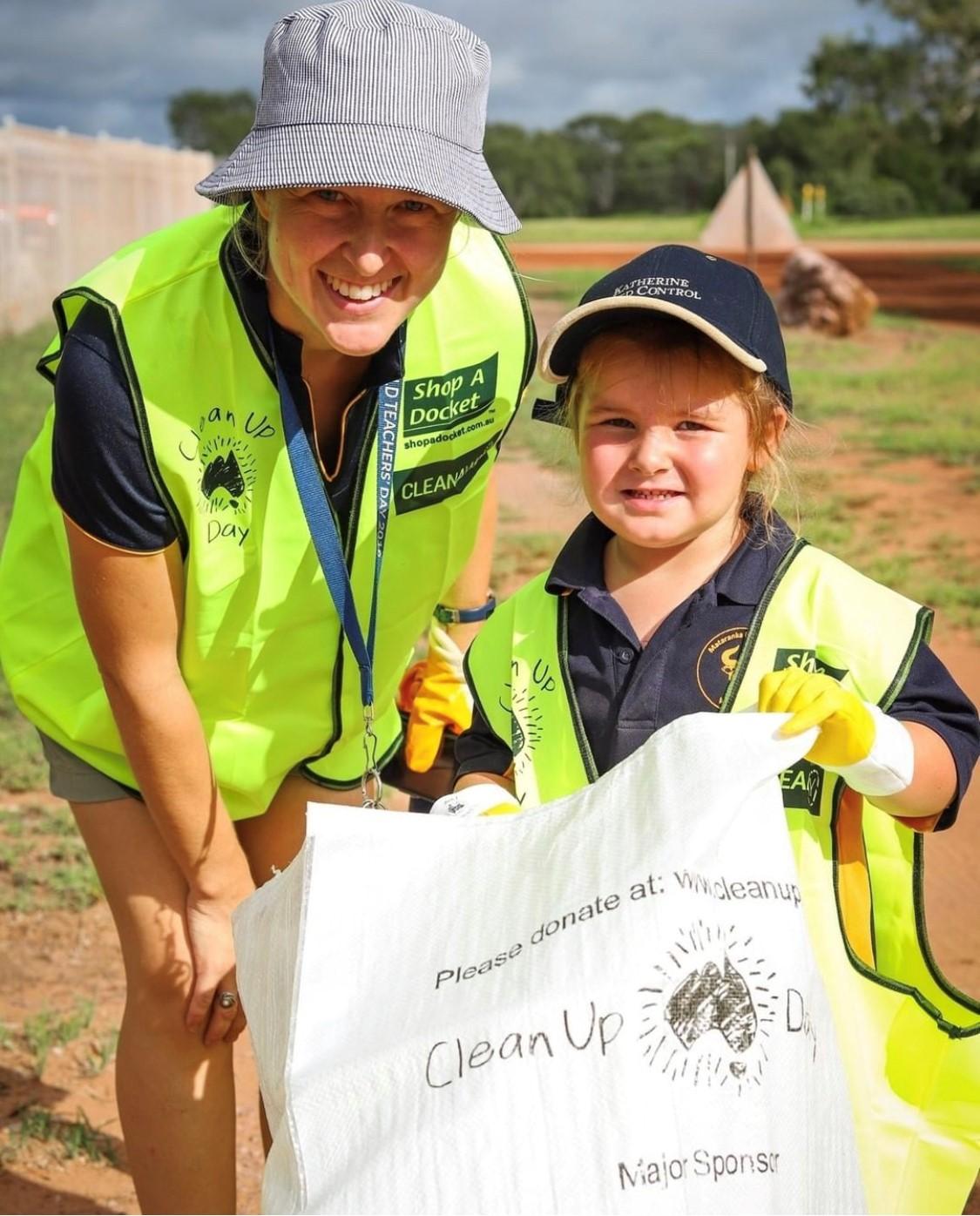 Image: GNCU volunteers