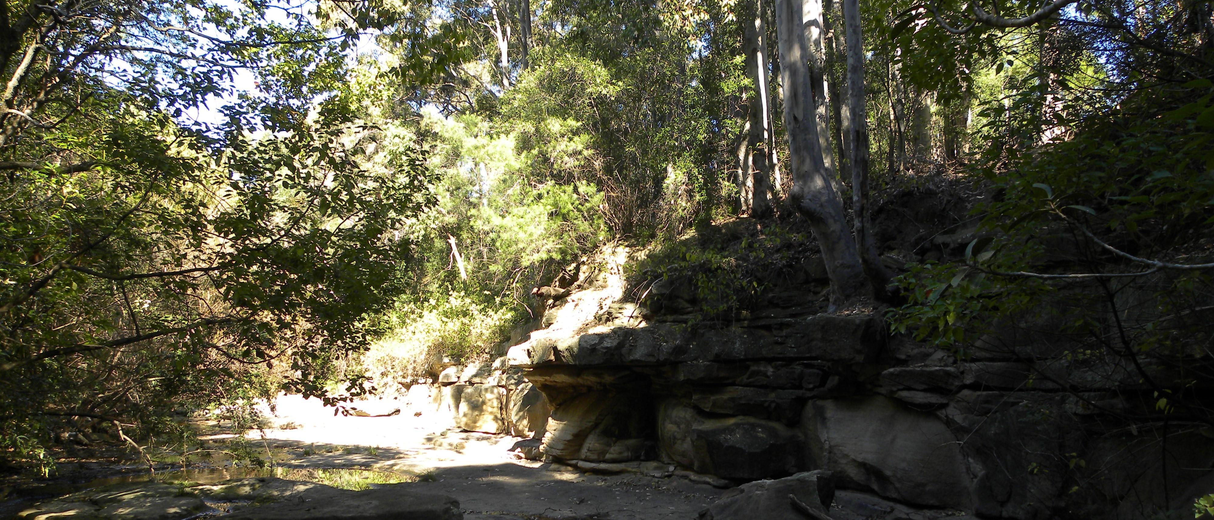 Vineyard Creek - Burramatta