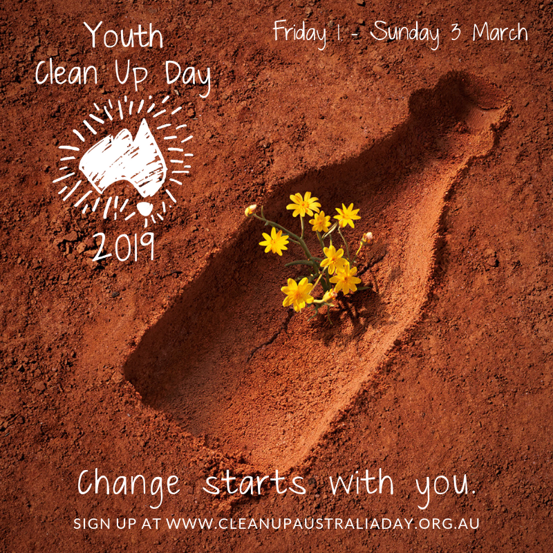 Youth Clean Up Day Graphic