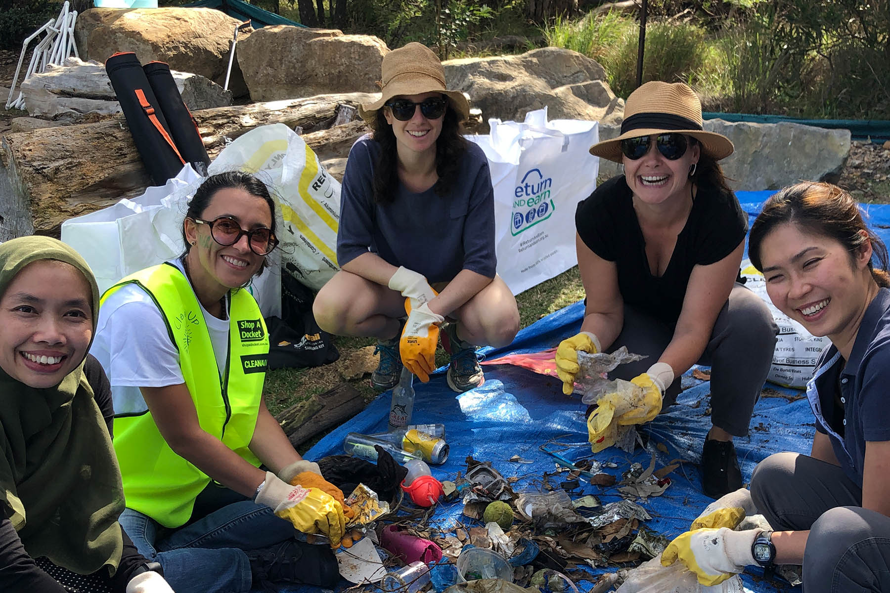 Business Clean Up Day Media Release 2019