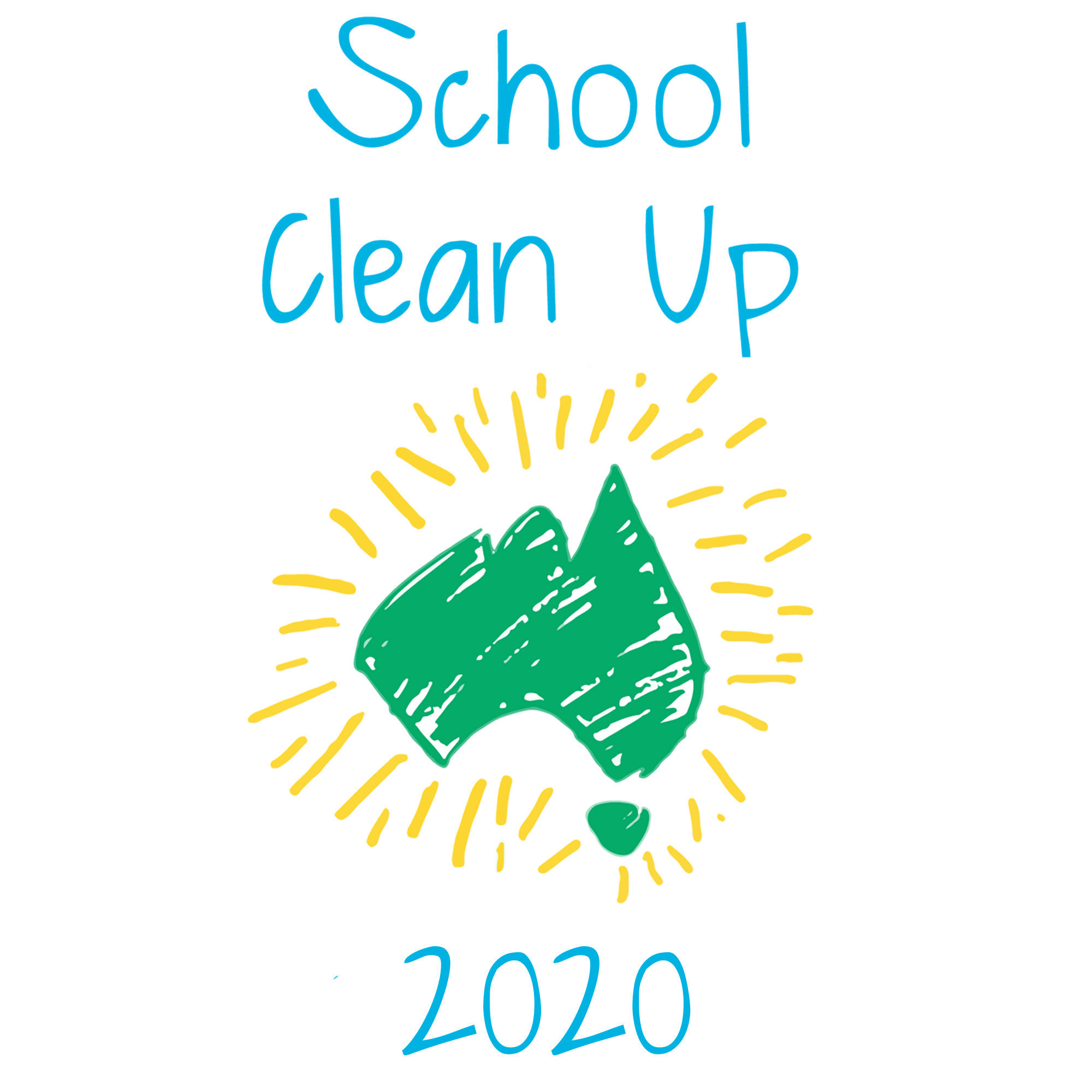 Schools Clean Up Logo